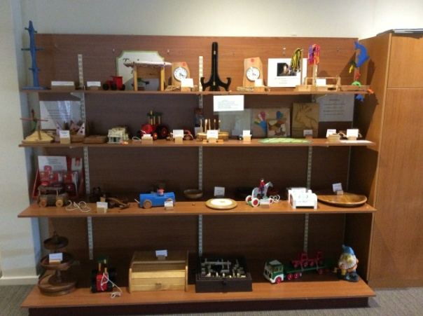 Selection of items for sale
