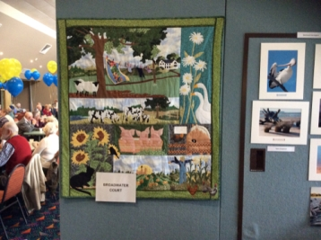 Broadwater Quilt