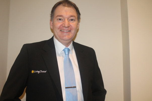 Tim Bentley, General Manager, QLD& NSW Central Coast