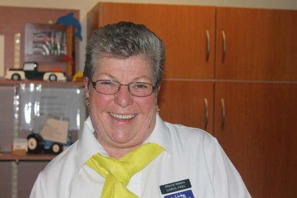 Carol Peel, Ambassador organiser