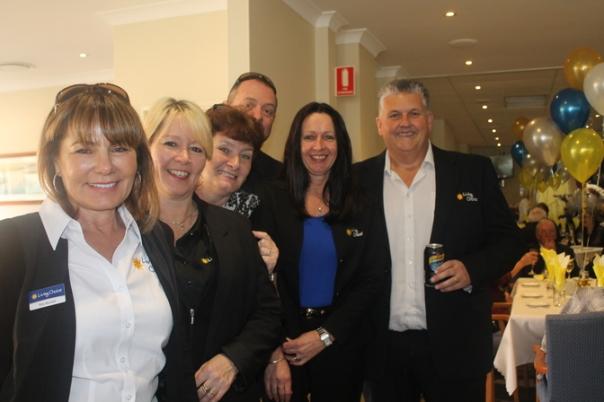 Local Sales & Living Choice staff
