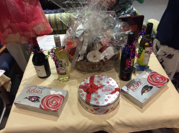 The Raffle prizes