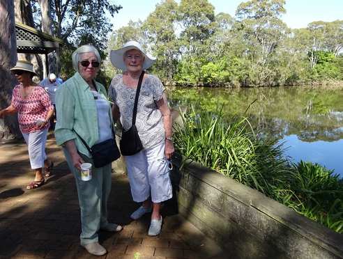 Reflections on the Wyong River
