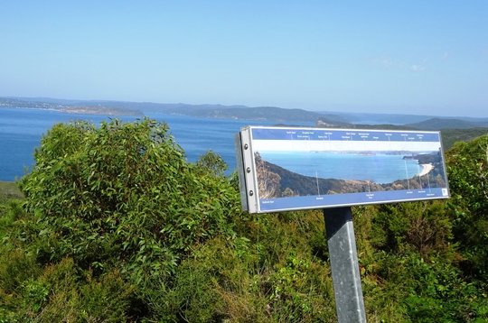 Across to Barrenjoey Lighthouse