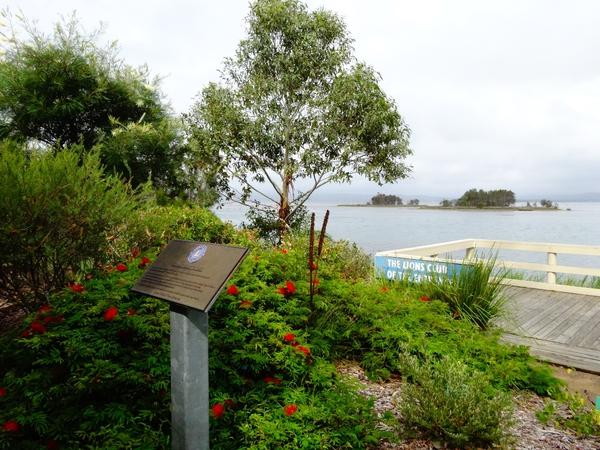 View of Tuggerah Lake